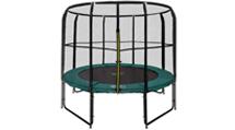 Trampoline met veiligheidsnet 300 - 305 cm