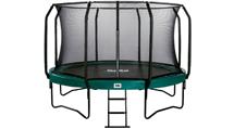 Trampoline met veiligheidsnet 360 - 366 cm