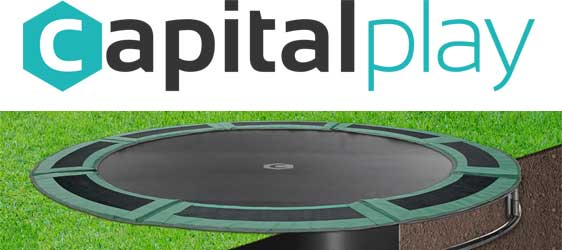 Capital Play Trampolin